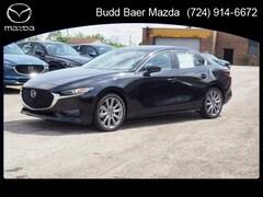 New 2020 Mazda Mazda3 Select Base Sedan JM1BPBCM8L1167431 205213 for sale in Washington, PA