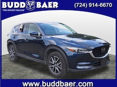 Certified- Pre Owned Cars  2018 Mazda Mazda CX-5 Grand Touring SUV For Sale in Washington PA