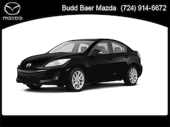 Bargain used 2012 Mazda Mazda3 s Grand Touring Sedan for sale in Washington PA