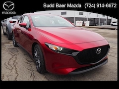 New 2020 Mazda Mazda3 Base Base Hatchback JM1BPBLM2L1159857 20-5-126 near Pittsburgh PA