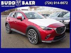 New 2019 Mazda Mazda CX-3 Grand Touring SUV JM1DKFD78K0427354 19-5-057 for sale in Washington PA