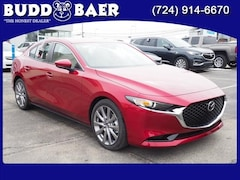 2019 Mazda Mazda3 Base w/Select Package Sedan JM1BPBAM2K1116413 19-5-100