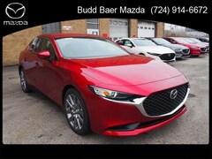 New 2020 Mazda Mazda3 Select Base Sedan 3MZBPBCM3LM129542 205122 for sale in Washington, PA