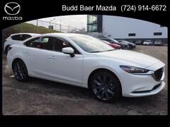 New 2021 Mazda Mazda6 Grand Touring Sedan JM1GL1TY9M1600741 215042 for sale in Washington, PA