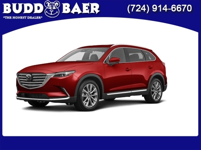New 2019 Mazda Mazda CX-9 Grand Touring SUV in Washington