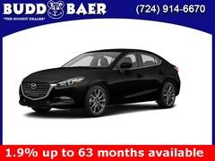 New Mazda  2018 Mazda Mazda3 Touring Base Sedan For Sale in Washington PA
