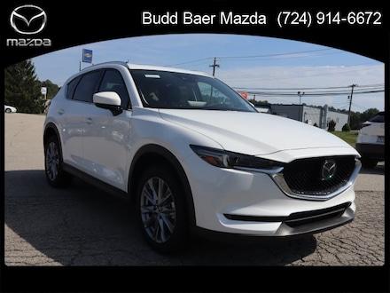 2021 Mazda Mazda CX-5 Grand Touring Reserve SUV JM3KFBAY6M0455682 215514