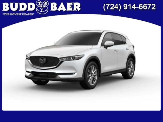 New 2019 Mazda Mazda CX-5 Grand Touring SUV JM3KFBDM9K0593450 19-5-115 in Pittsburgh