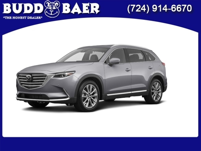 New 2019 Mazda Mazda CX-9 Grand Touring SUV in Washington