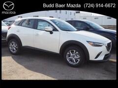 New 2021 Mazda Mazda CX-3 Sport SUV JM1DKFB75M1504312 215034 for sale in Washington PA