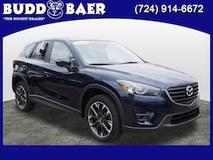 Certified pre-owned 2016 Mazda Mazda CX-5 Grand Touring SUV JM3KE4DY8G0604947 2490A For Sale in Pittsburgh