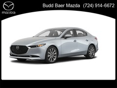 New 2020 Mazda Mazda3 Select Base Sedan JM1BPBCM4L1163165 20-5-211 for sale in Washington, PA