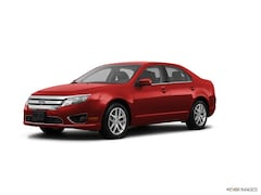 Used  2012 Ford Fusion SEL Sedan 3FAHP0JA0CR315641 214414A For Sale in Pittsburgh