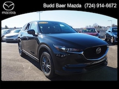 Certified pre-owned 2019 Mazda Mazda CX-5 Touring SUV JM3KFBCM5K0587856 3168A For Sale in Pittsburgh