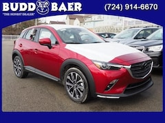 New 2019 Mazda Mazda CX-3 Grand Touring SUV JM1DKFD78K0427354 19-5-057 for sale in Washington PA