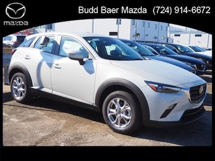 2021 Mazda Mazda CX-3 Sport SUV JM1DKFB79M1501994 215003