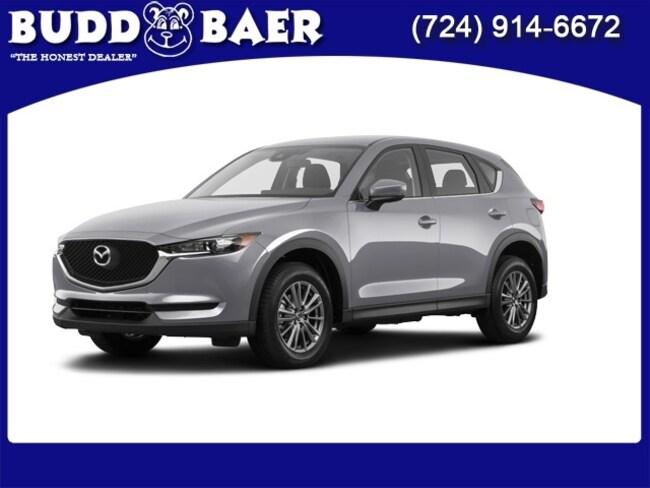 New 2019 Mazda Mazda CX-5 Sport SUV JM3KFBBMXK0600960 19-5-137 in Pittsburgh