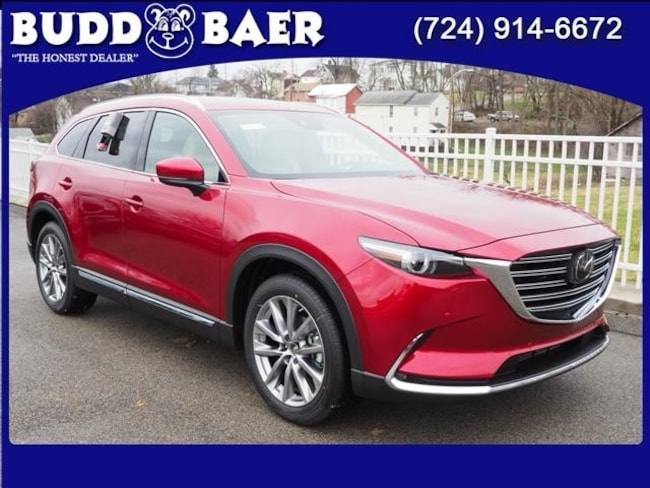 New 2019 Mazda Mazda CX-9 Grand Touring SUV JM3TCBDYXK0318878 19-5-089 in Pittsburgh