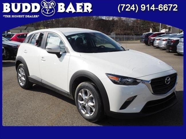 New 2019 Mazda Mazda CX-3 Sport SUV JM1DKFB72K0432813 19-5-070 in Pittsburgh