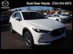 New 2019 Mazda Mazda CX-5 Sport SUV JM3KFBBM2K0693666 19-5-370 For Sale in Pittsburgh