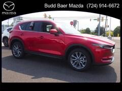 New 2020 Mazda Mazda CX-5 Grand Touring SUV JM3KFBDM8L1853008 205367 for sale in Washington, PA