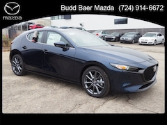 New 2021 Mazda Mazda3 Select Hatchback JM1BPBKL4M1313995 215118 For Sale in Pittsburgh