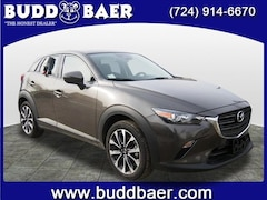 Certified pre-owned 2019 Mazda Mazda CX-3 Touring SUV JM1DKFC77K0403905 2722A For Sale in Pittsburgh