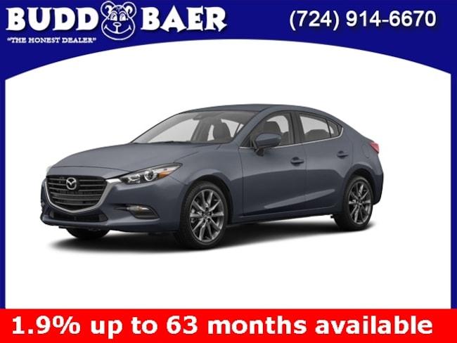 New 2018 Mazda Mazda3 Touring Base Sedan in Washington