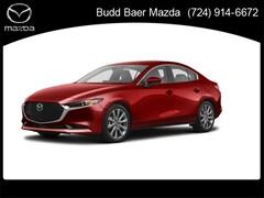 New 2021 Mazda Mazda3 Select Sedan 3MZBPBBM7MM209073 215182 For Sale in Pittsburgh