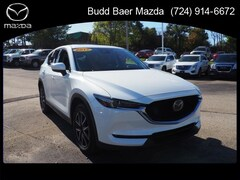 Certified pre-owned 2017 Mazda Mazda CX-5 Grand Touring SUV JM3KFBDLXH0156931 2970B For Sale in Pittsburgh