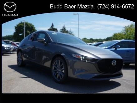 2019 Mazda Mazda3 Base Base Hatchback JM1BPAJMXK1140162 195194