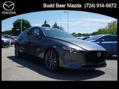 New 2019 Mazda Mazda3 Base Base Hatchback JM1BPAJMXK1140162 19-5-194 near Pittsburgh PA