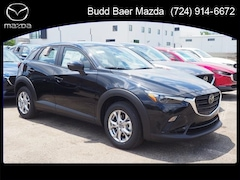 New 2020 Mazda Mazda CX-3 Sport SUV JM1DKFB73L1472507 205270 for sale in Washington PA