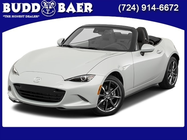 New 2019 Mazda Mazda MX-5 Miata Grand Touring Convertible JM1NDAD71K0306974 19-5-104 in Pittsburgh