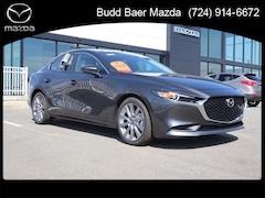 New 2021 Mazda Mazda3 Select Sedan 3MZBPBBLXMM250742 215526 for sale near Wheeling WV