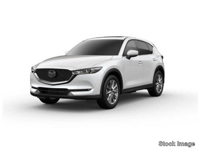New 2019 Mazda Mazda CX-5 Grand Touring SUV JM3KFBDM1K1584624 19-5-176 in Pittsburgh