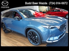 New 2021 Mazda Mazda CX-9 Carbon Edition SUV JM3TCBDY6M0504453 215006 For Sale in Pittsburgh