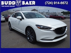New 2019 Mazda Mazda6 Touring Sedan JM1GL1VM9K1505586 19-5-211 for sale in Washington, PA