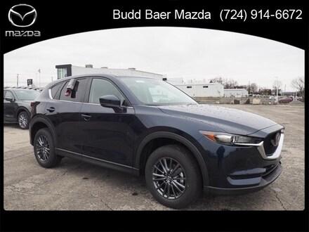 2020 Mazda Mazda CX-5 Touring SUV JM3KFBCM0L0758837 205144