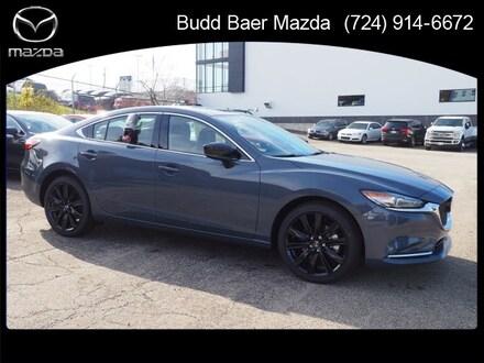 2021 Mazda Mazda6 Carbon Edition Sedan JM1GL1WY6M1601731 215021
