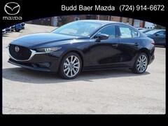 New 2020 Mazda Mazda3 Premium Base Sedan 3MZBPAEM3LM130570 205194 for sale in Washington, PA