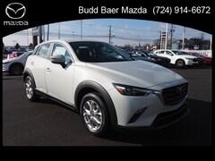New 2020 Mazda Mazda CX-3 Sport SUV JM1DKFB70L1467247 20-5-133 for sale in Washington PA