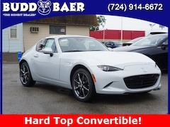 New 2019 Mazda Mazda MX-5 Miata RF Grand Touring Coupe JM1NDAM71K0308899 19-5-200 for sale in Washington, PA