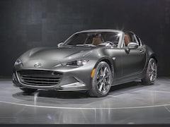 New 2021 Mazda Mazda MX-5 Miata RF Grand Touring Convertible JM1NDAM79M0454454 215296 for sale in Washington, PA