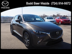 Certified pre-owned 2016 Mazda Mazda CX-3 Grand Touring SUV JM1DKFD75G0136799 1433T For Sale in Pittsburgh