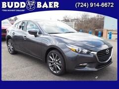 New 2018 Mazda Mazda3 Touring Base Sedan 3MZBN1V33JM265896 18-5-377 For Sale in Pittsburgh