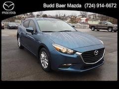 2018 Mazda Mazda3 Sport Base Sedan