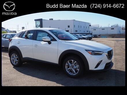 2021 Mazda Mazda CX-3 Sport SUV JM1DKFB75M1503385 215023