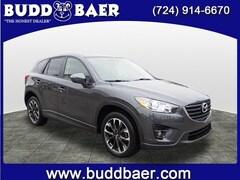 Used Cars  2016 Mazda Mazda CX-5 Grand Touring SUV For Sale in Washington PA