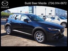New 2021 Mazda Mazda CX-3 Sport SUV JM1DKFB70M1502676 215020 for sale in Washington PA